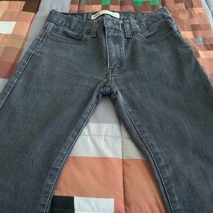 👖Grey Levi's 510 Skinny Jeans for boys👖
